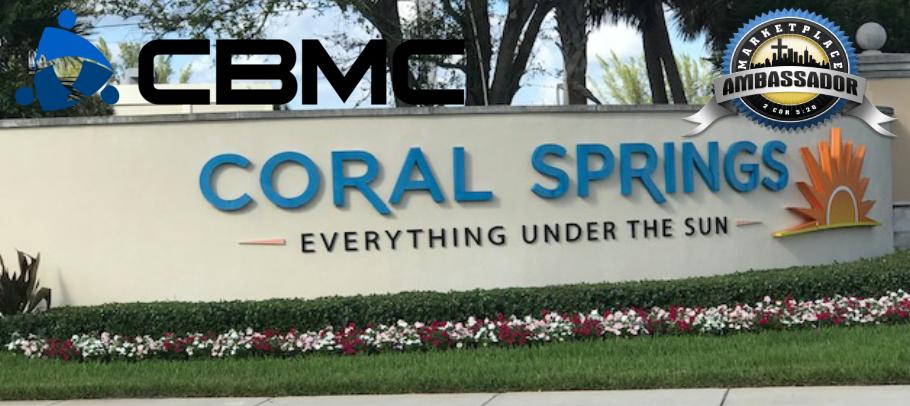CBMC Coral Springs banner